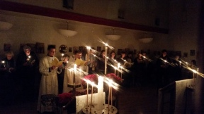 The Paschal Vigil